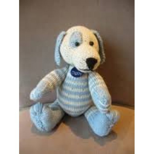 Digby the Dog Knitting Pattern