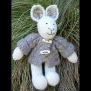 Bramble Bunny Knitting Pattern