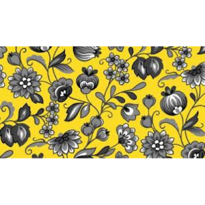 Arabella - yellow floral