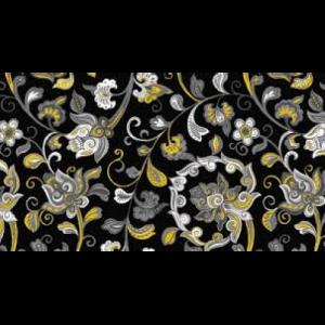 Arabella - Scroll flower