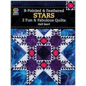 8 Pointed & Feathered STARS