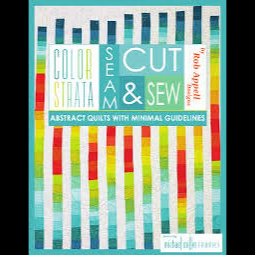 Colour Strata Seam Cut and Sew