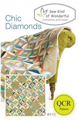 Sew Kind of Wonderful - Chic Diamonds