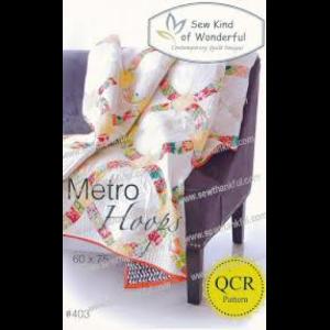 Sew Kind of Wonderful - Metro Rings