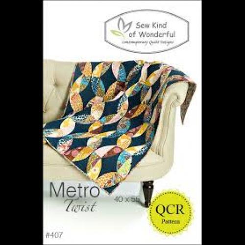 Sew Kind of Wonderful  - Metro Twist
