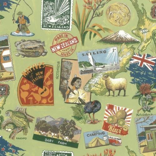 NZ Vintage - scattered