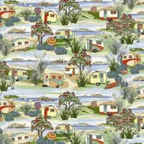 Retro Holidays - Caravans