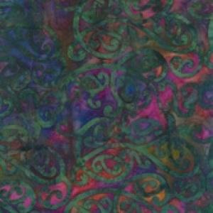 NZ Swirl - Raspberry