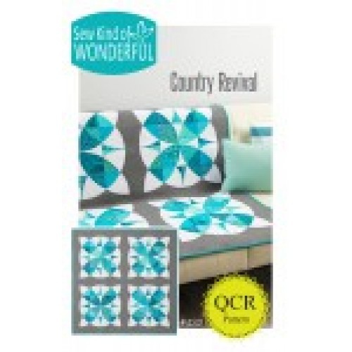 Sew Kind of Wonderful - Country Revival