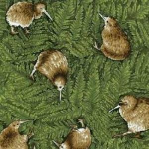 Kiwi Dancing