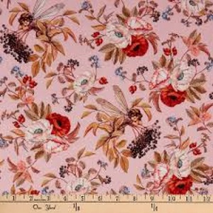 Elderberrry Flower Fairies