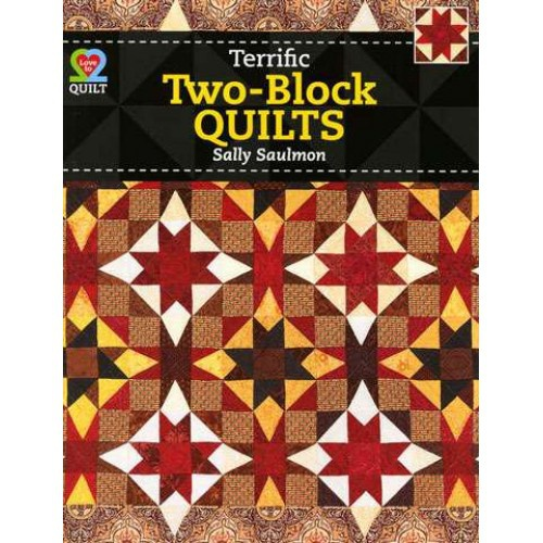 Terrific Two-Block Quilts