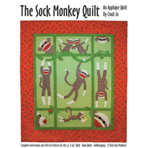 The Sock Monkey Quilt