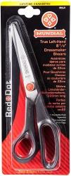 Mundial Red Dot 8 1/8 inch Left Hand  Scissors