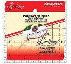 Lasercut Sew Easy 4.5