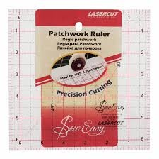 Lasercut Sew Easy 6.5