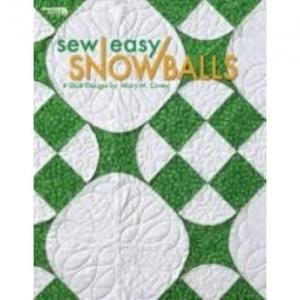Sew Easy Snowballs