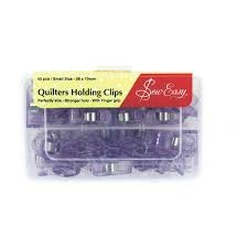 Quilters Holding Clips