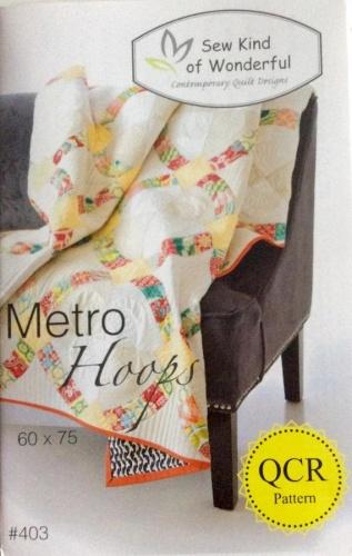 Sew Kind of Wonderful - Metro Hoops