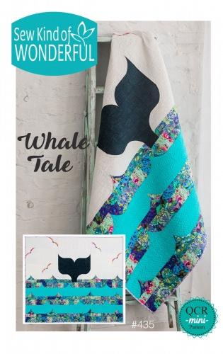 Sew Kind of Wonderful - Whale Tale