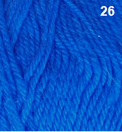 CountryWide Windsor Mid Blue 8ply