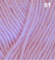CountryWide Windsor Light Pink 8ply