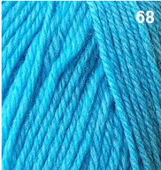 CountryWide Windsor Bright Blue 8ply