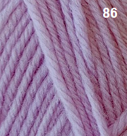 CountryWide Windsor Pink 8ply