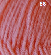 CountryWide Peach Pink Colour 8ply