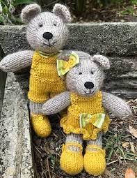Adelaide and Gilbert Bear