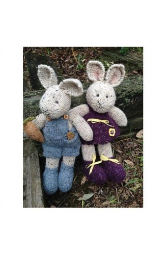 Peter and Pansy Rabbit