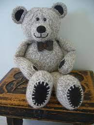 Eddie the Teddy