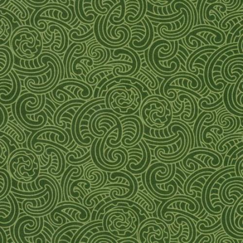 Ponga Koru-green