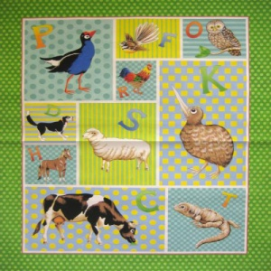 Animal Patch - panel